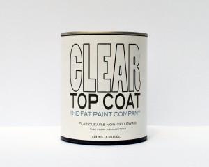 CLEAR Top Coat 001