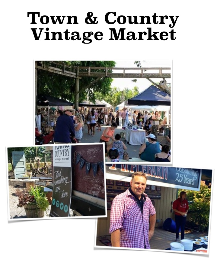 Get to know Town & Country Vintage Market