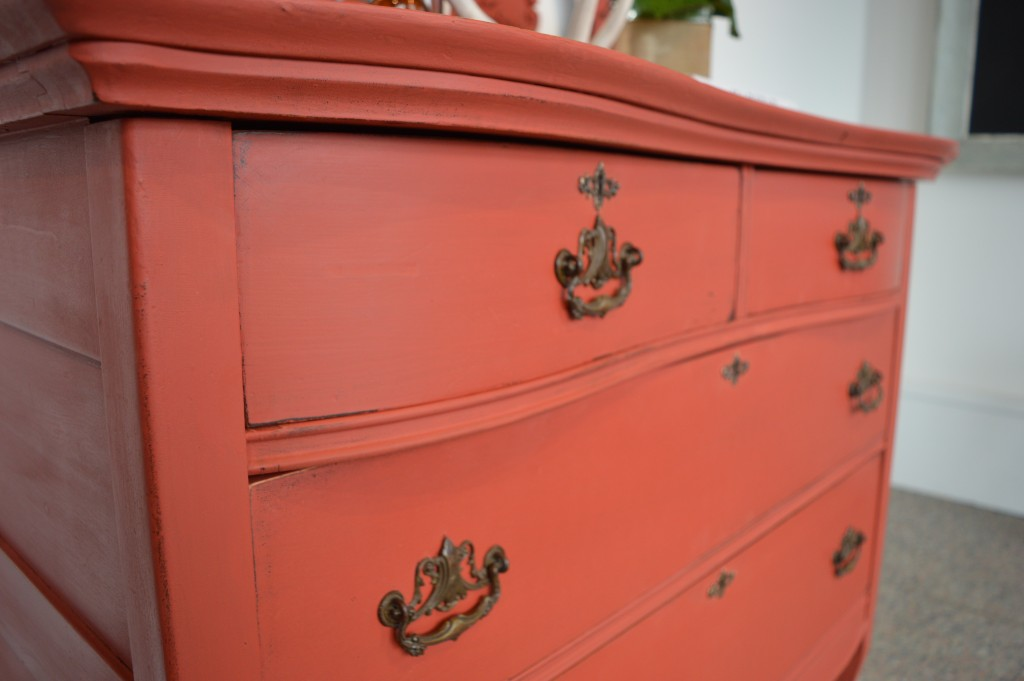 FAT Paint project: final results, detail of drawers.