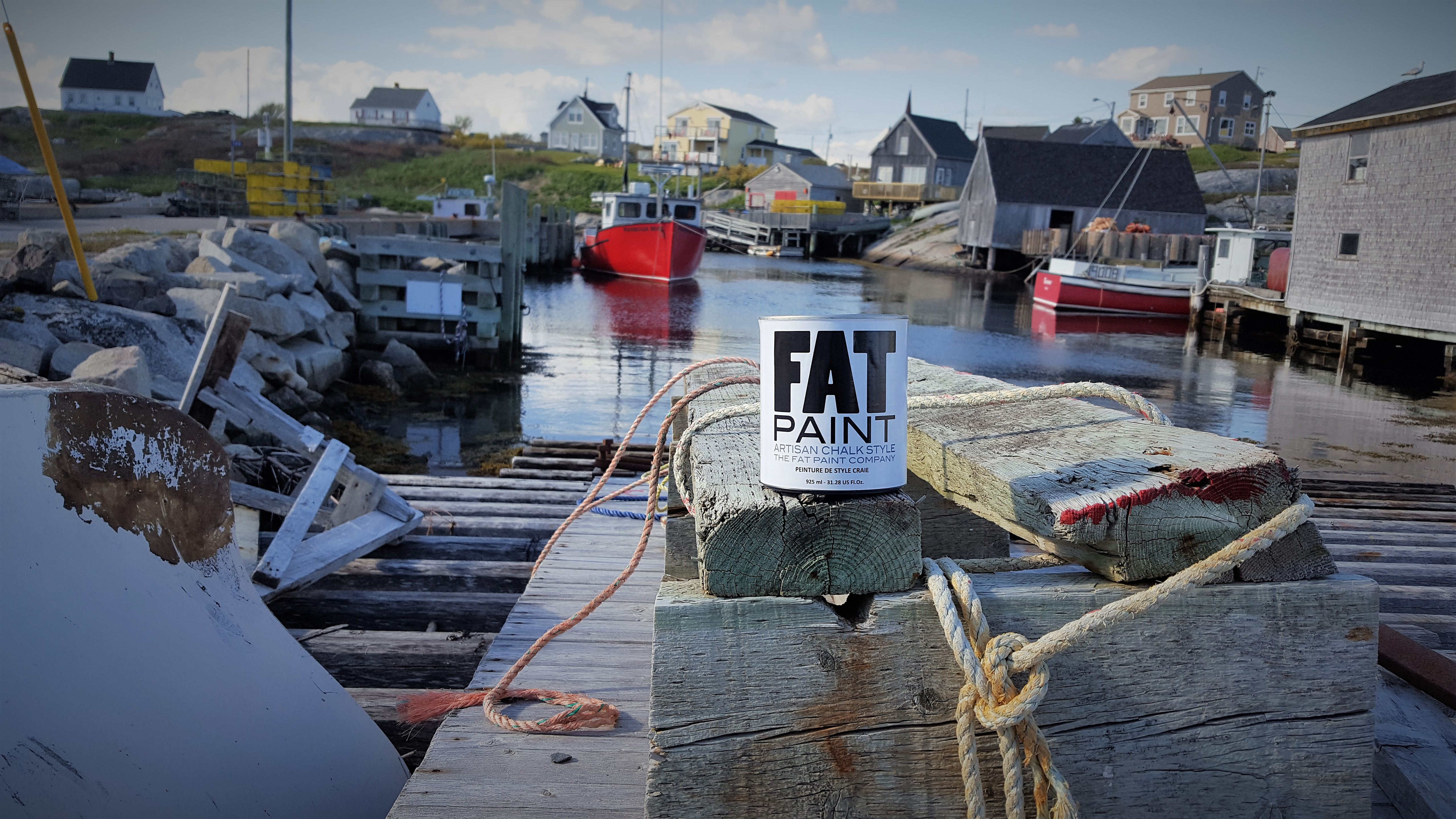 #FATwashere - Canny at the Docks