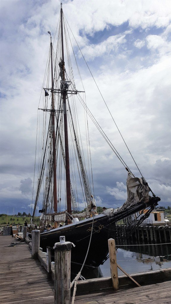 #FATwashere - Canny with Bluenose II
