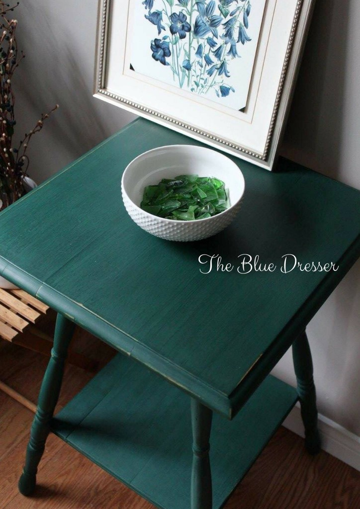 Table_Cascadia Natural Wax_Kim Demond_The Blue Dresser 2