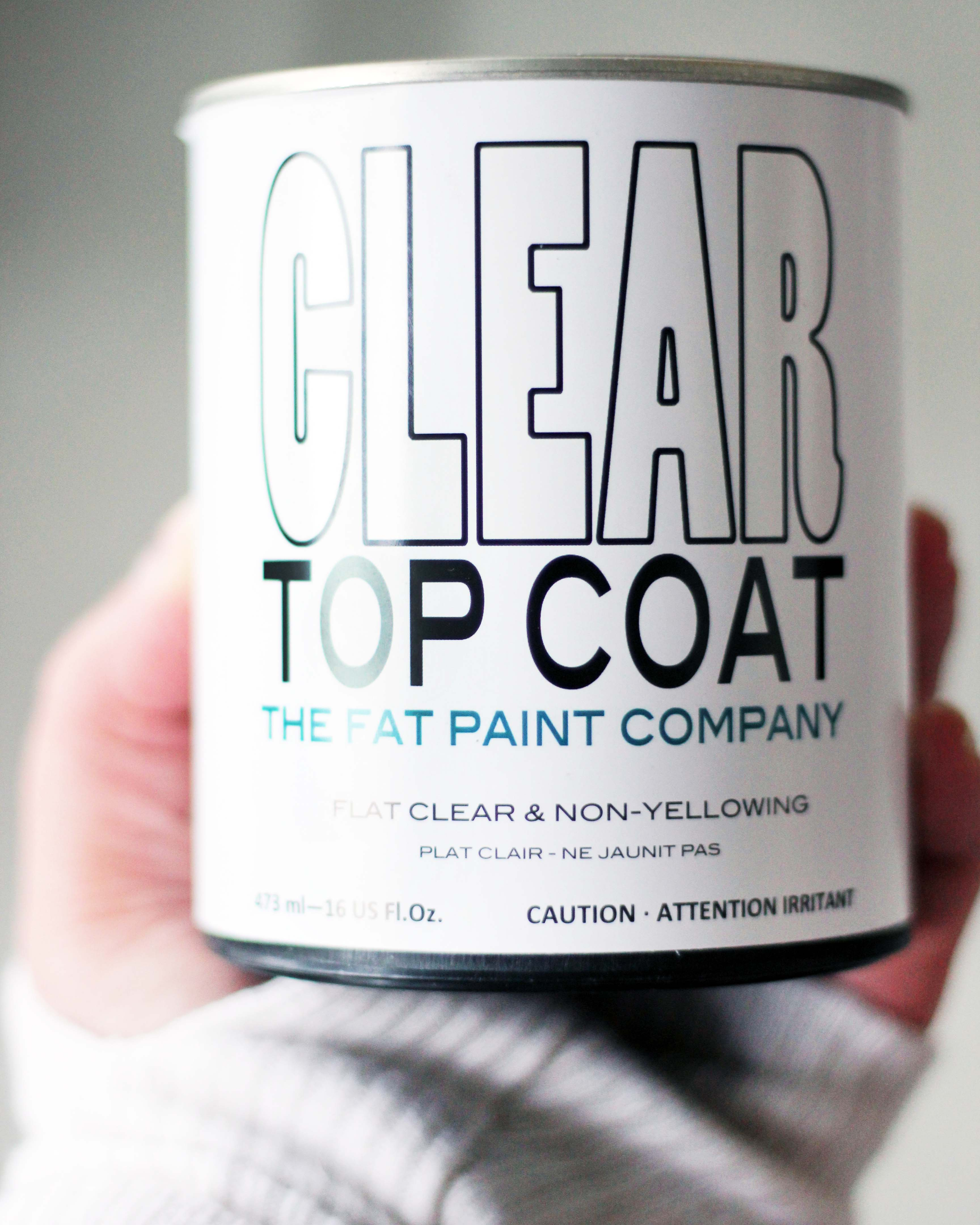 We Often Brag Out Our Fat Wax As The Go To Sealant For Your Paint Projects And Rightfully So It S Awesome Leaves Behind A Durable Rous