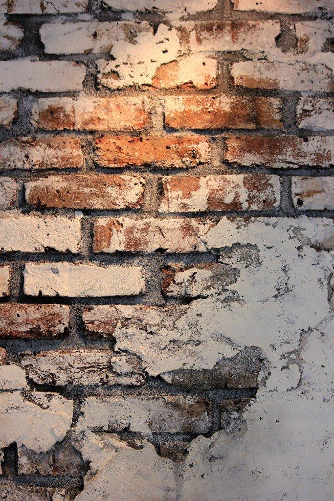 Brick Smear example 1