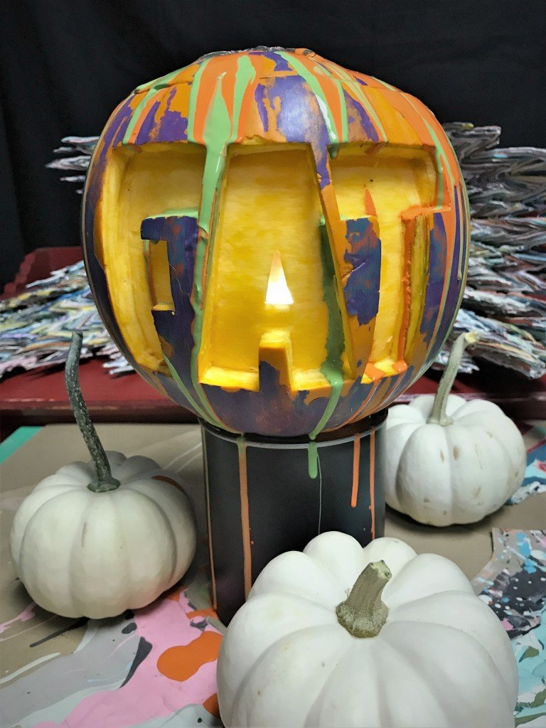 Pumpkin drip FAT 1